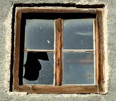 La teoria delle finestre rotte bioimita - Teoria delle finestre rotte sociologia ...