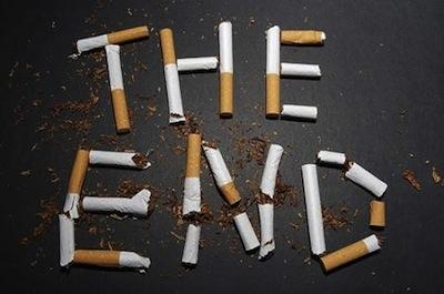 mozziconi sigarette_THE END