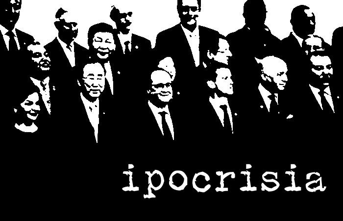 Politica COP21 Parigi_Ipocrisia